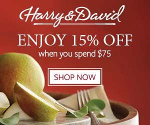 15 Off Harry David Promo Code Nov 2015 24 Coupons Harry David Gourmet Gifts Promo Codes