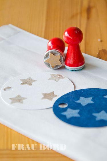Little star stamp ♥