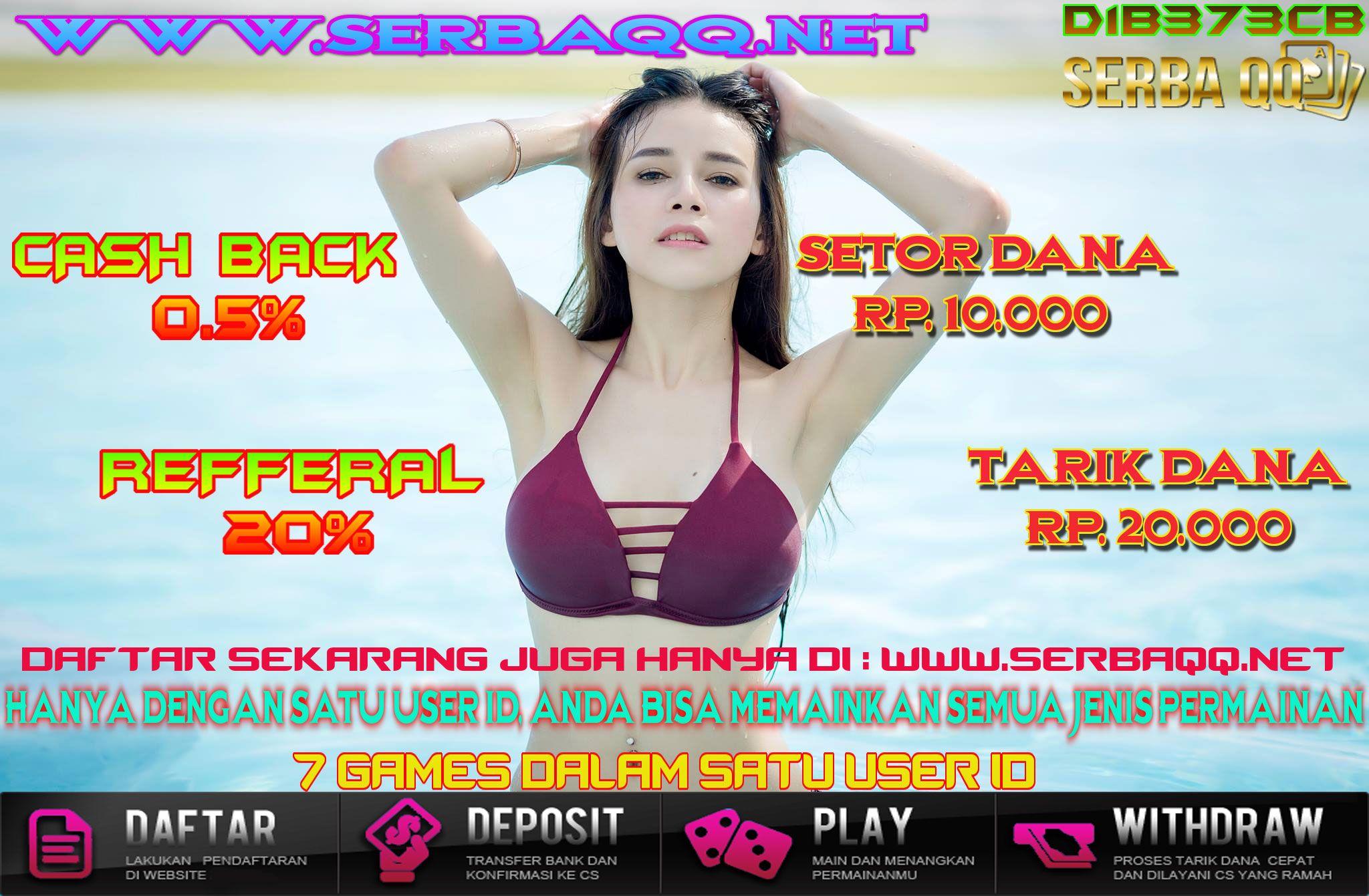 SERBAQQ.NET AGEN BANDAR Q ONLINE UANG ASLI INDONESIA