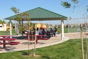 Bill Santucci Park Park Parks And Recreation Roseville