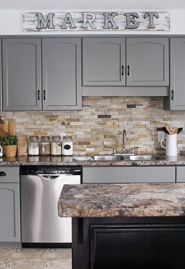 how to paint kitchen cabinets diy home