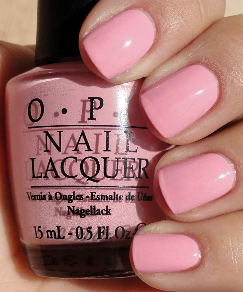 OPI Nicki Minaj Collection. Pink Friday. in love.
