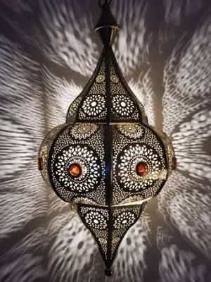 Orientalische Lampe ...