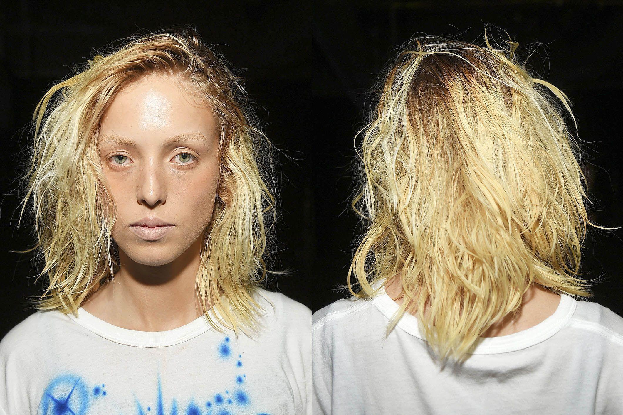 frische sommerfrisuren für mittleres haar | sommerfrisuren