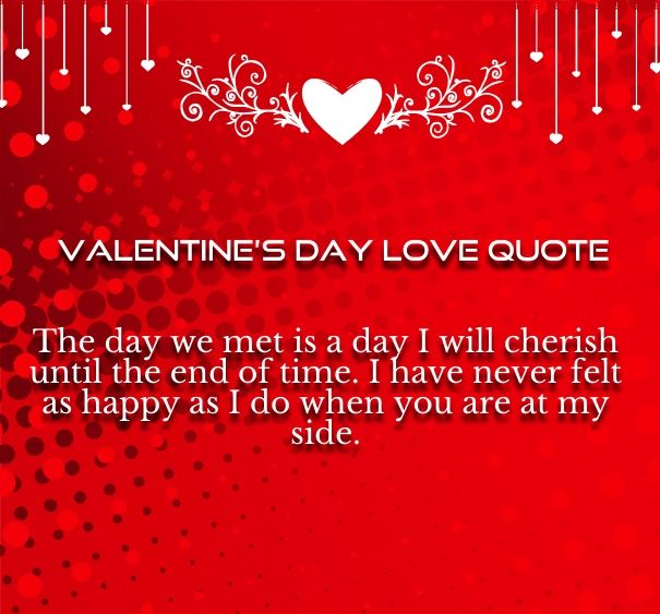 sweet valentines day quotes | Love Quotes for Her from The ...