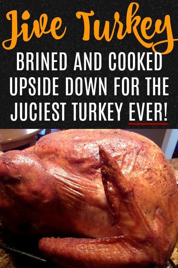Photo of Jive Turkey – Brined & Herbed Slow-Roasted Turkey
