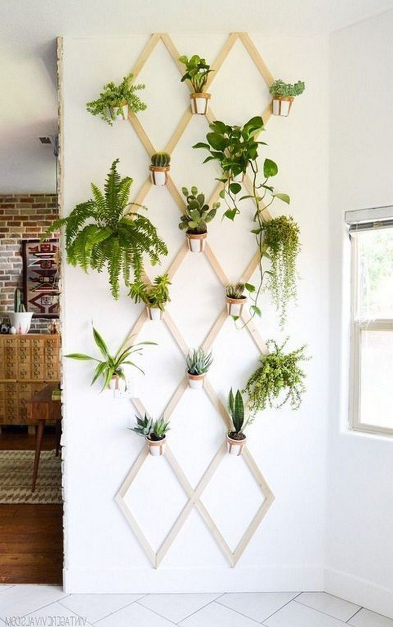 30 Awesome Small Wall Plants Ideas For Indoor Homedecor