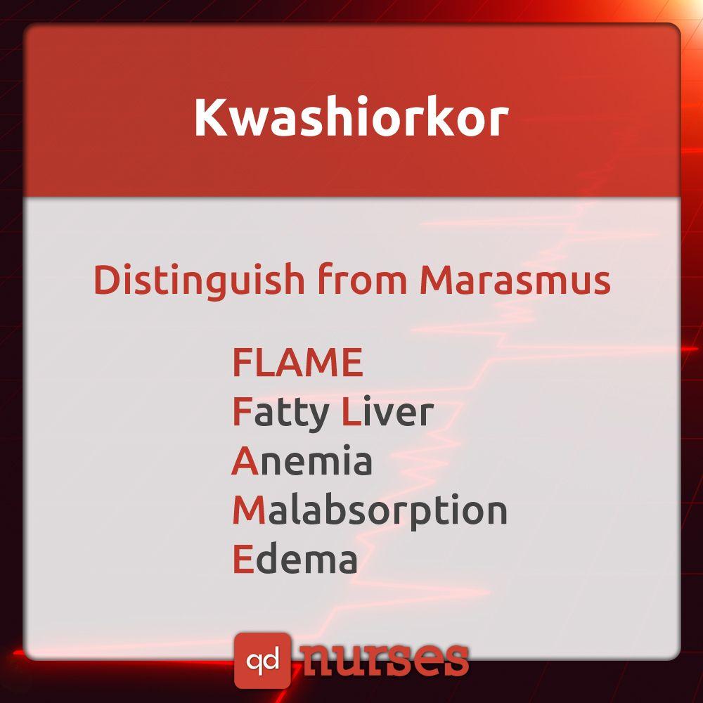 kwashiorkor fogyás