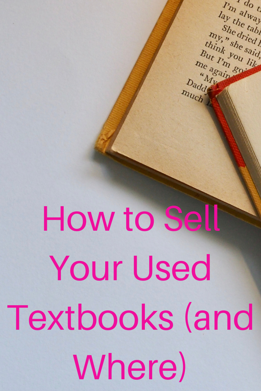 How To Sell Your Used Textbooks And Where In 2020 Used Textbooks Buy Textbooks Textbook