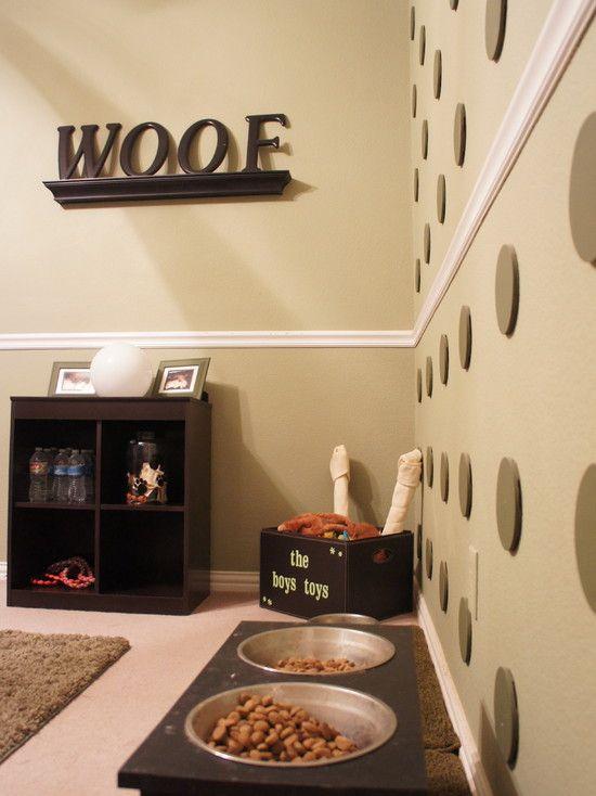 Wood Dog bone Leash Holder, Pet Room Decor, Perfect Dog lover gift ...