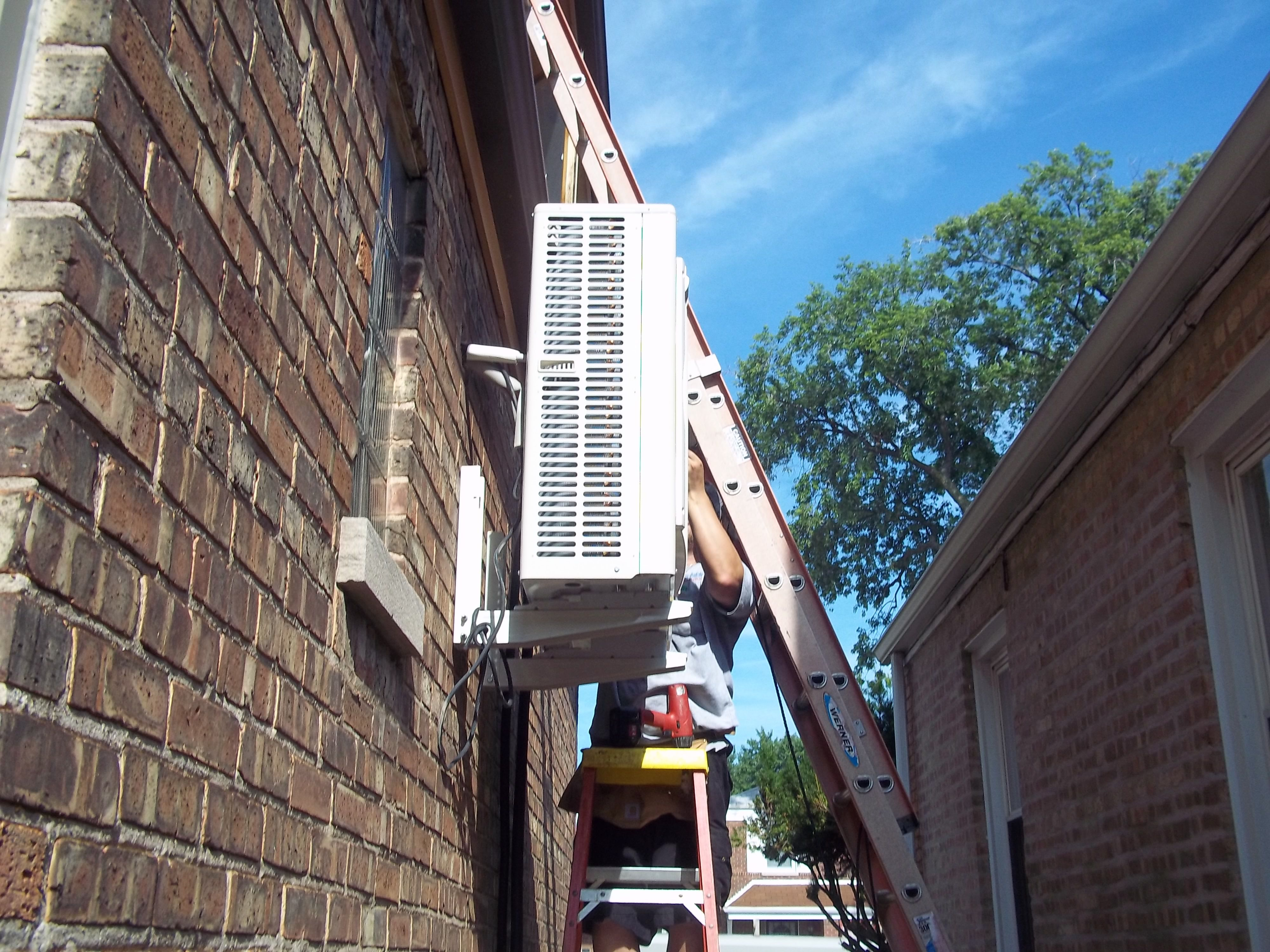 Mitsubishi Ductless Multi Zone Ductlessairconditioning Heating