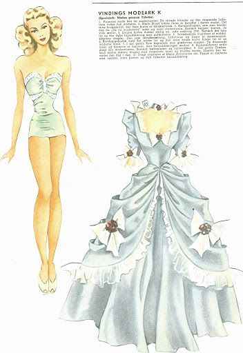 Vinding* 1500 free paper dolls for small Christmas gits and DIY for Pinterest pals The International Paper Doll Society Arielle Gabriel artist ArtrA Linked In QuanYin5 *