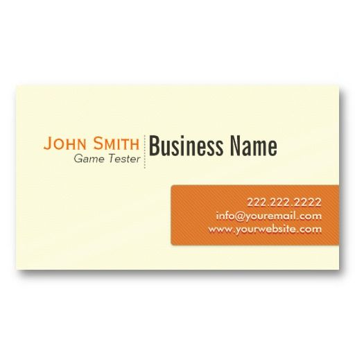 Pin On Video Game Business Cards