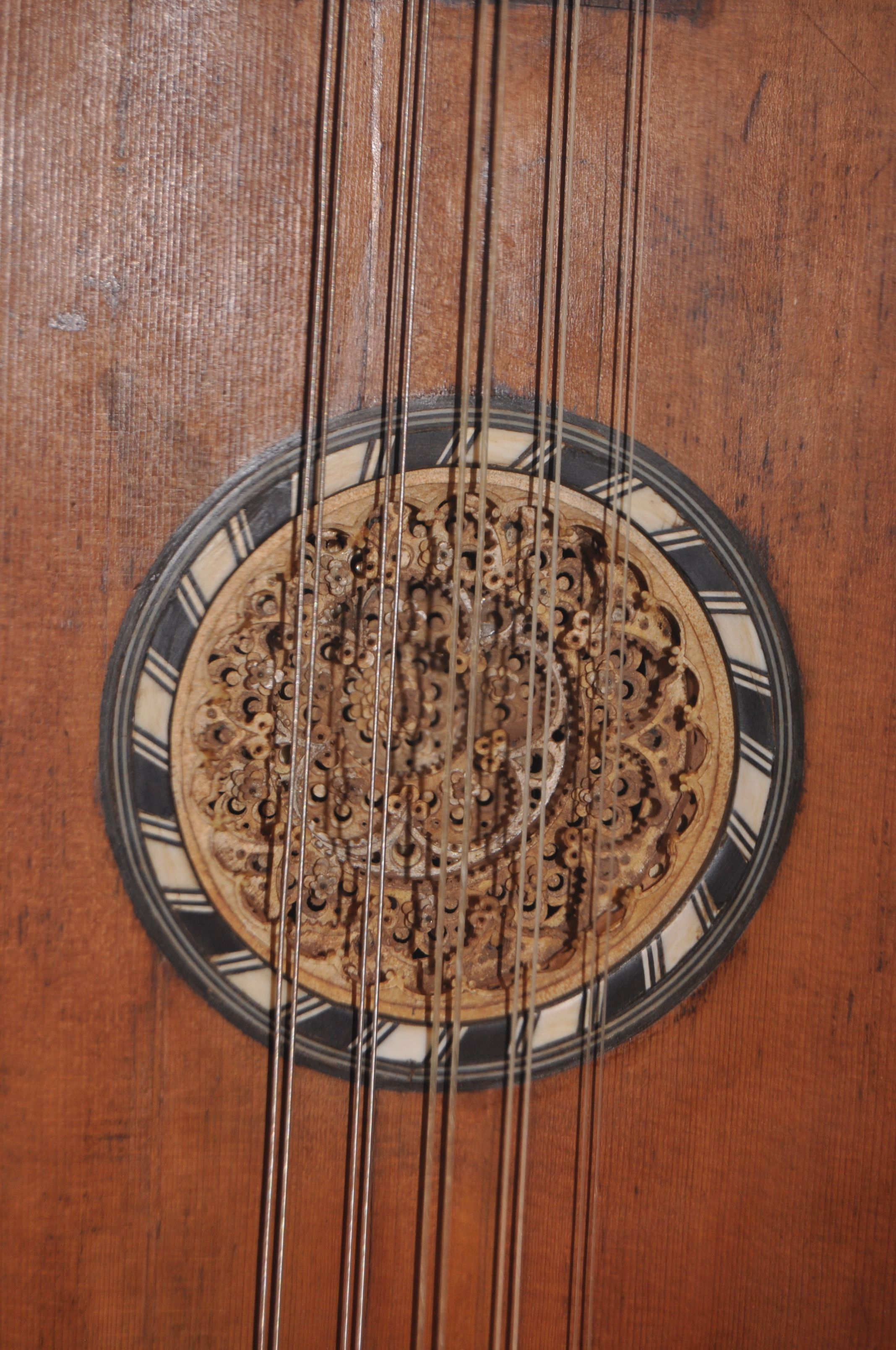 Baroque guitar rose music lute strings tablatures 1640 guitar photo by linda britt lutemusical instrumentsrosettes baroqueceiling dailygadgetfo Gallery