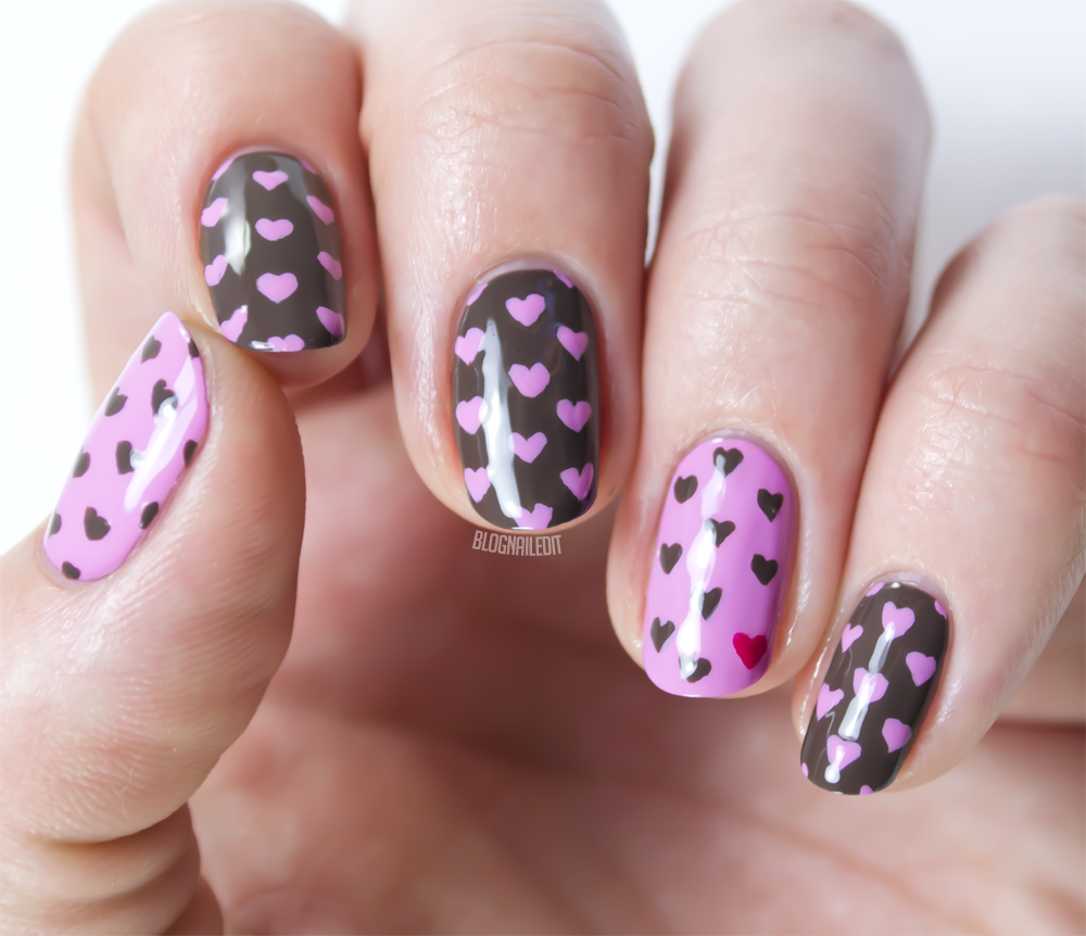 LVX Fall 2014 Collection - Swatches and Valentine\'s Day Nail Art ...