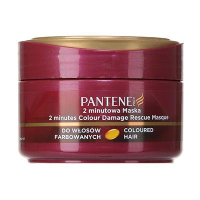 Pantene Pro-V 2 Minutes Colour Damage Rescue Masque 200ml