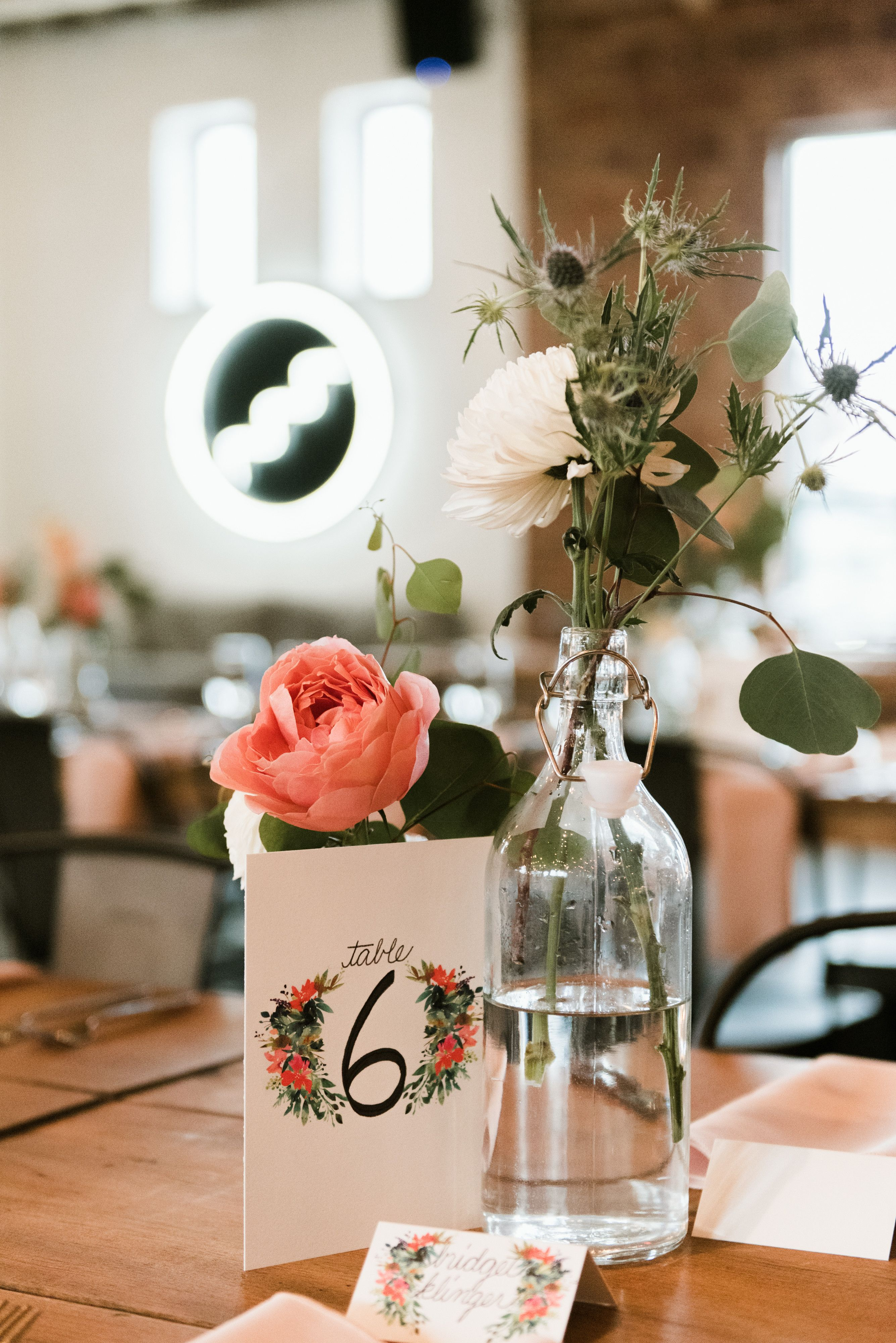Romantic And Delicately Orchestrated Planning By Atlanta Ga Based And Bustld Vetted Wedding Pl Industrial Wedding Plan Your Wedding Rose Centerpieces