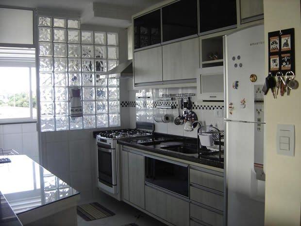 5 Formas De Isolar A Lavanderia Da Cozinha Com Imagens