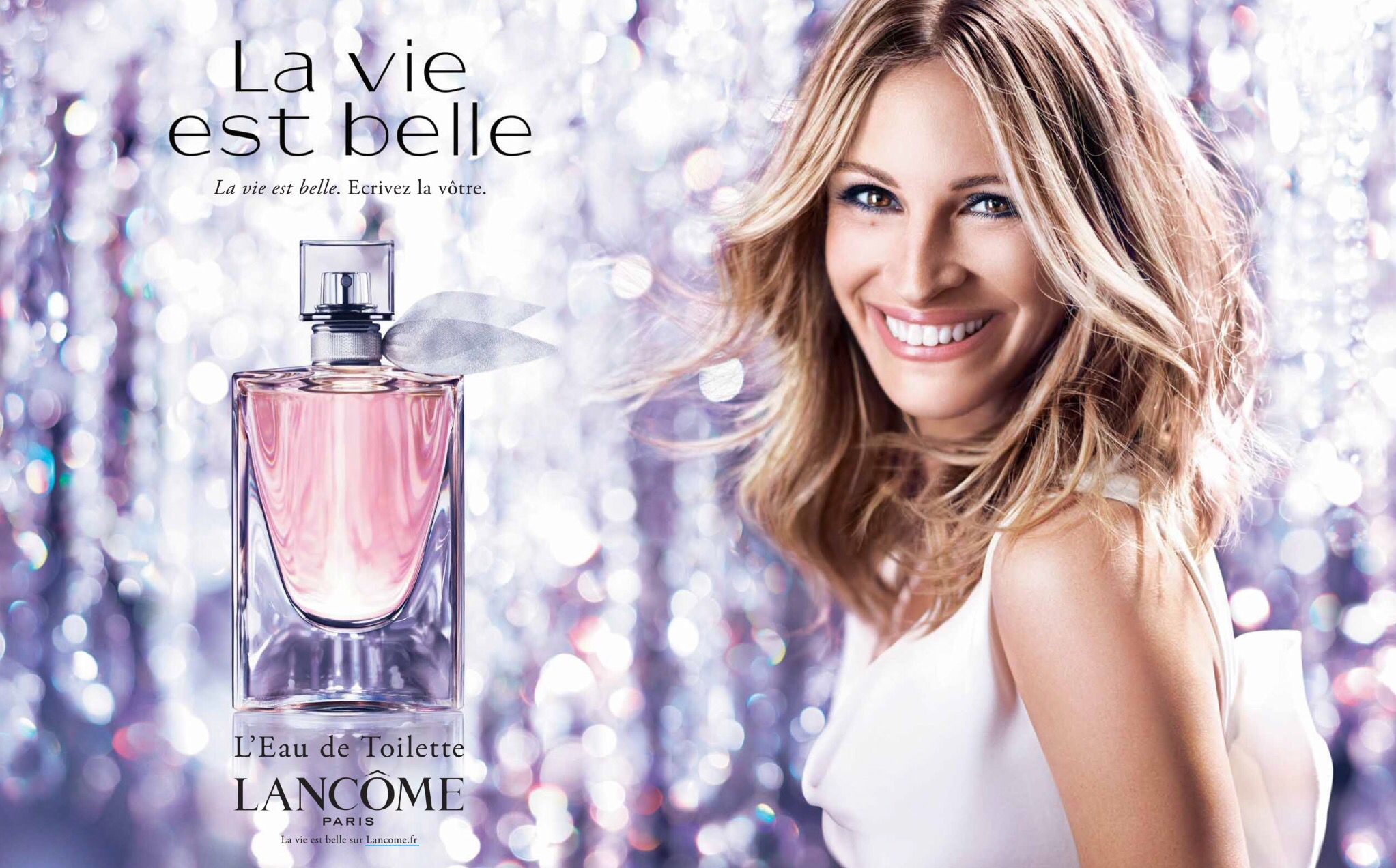 Vie Julia With Lancôme La Roberts Est Belle Perfume From Ybyf76g