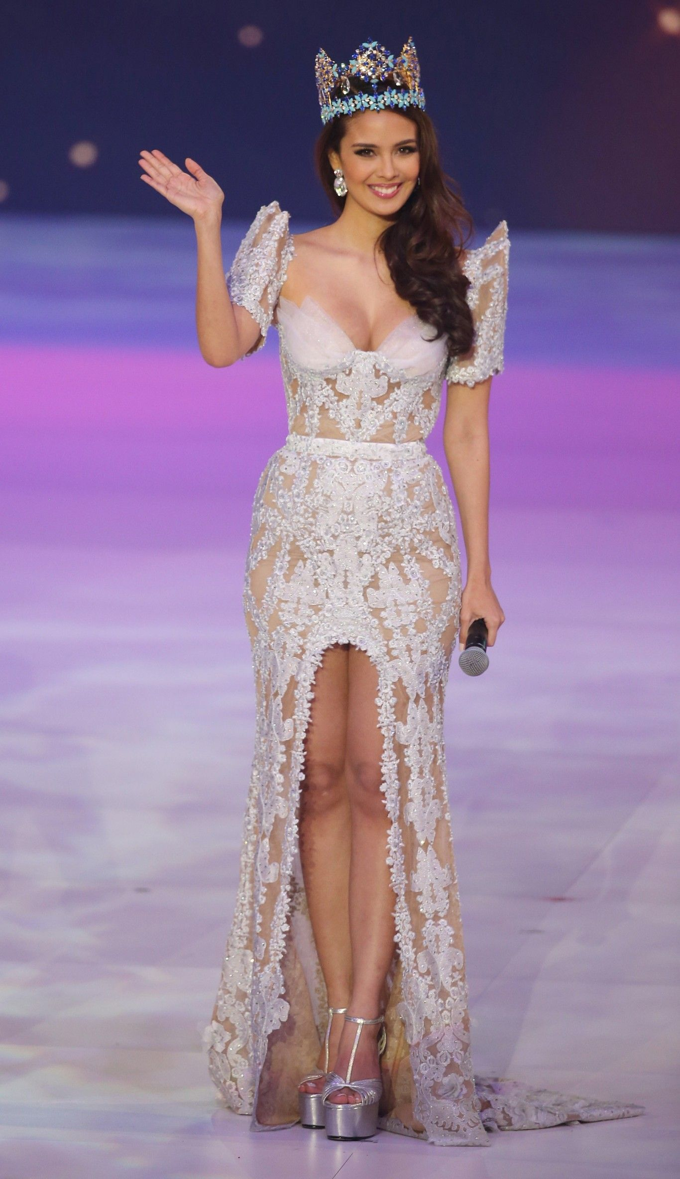Filipiniana Gown - megan young miss world 2014 - Google Search ...