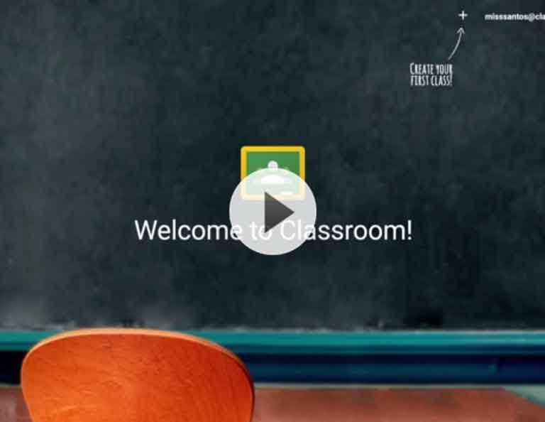 Introducing Classroom for Google Apps for Education Exciting news - how to make a resume on google docs