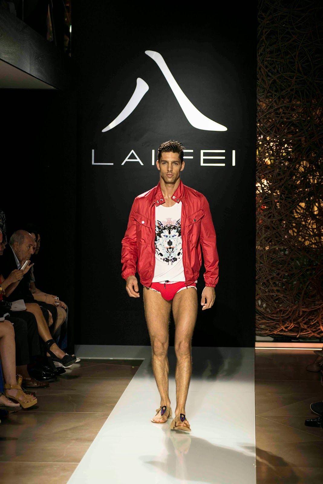 Fashionista Smile: Laifei: Moda Uomo - Primavera Estate 2015