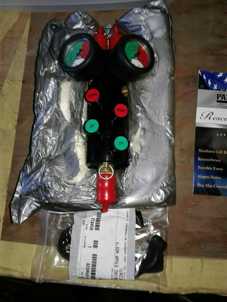 Paratech MaxiForce Dual Dead Man Controller 22-890900 For