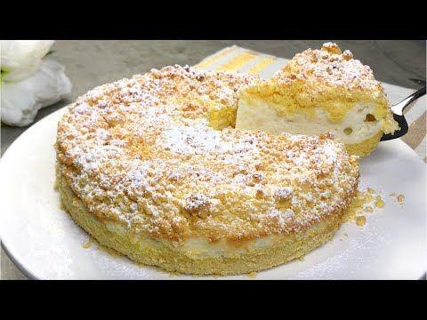 Photo of Wenn du etwas Joghurt hast, solltest du diesen super Cremekuchen backen! Schneller Joghurtkuchen
