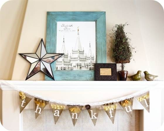 Pretty grateful! 5 charming Thanksgiving banners to DIY this season