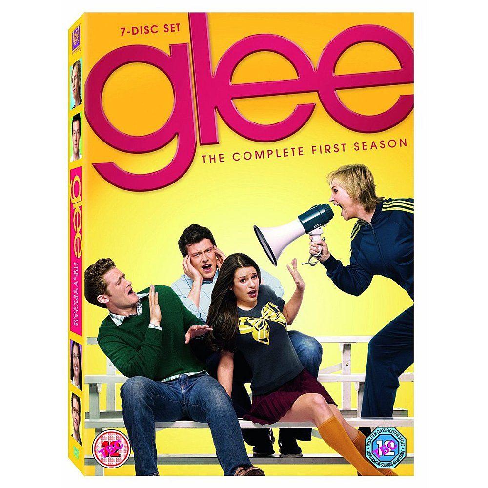 Glee saison 1 en dvd en France : enfin toute la saison 1 complète !!!