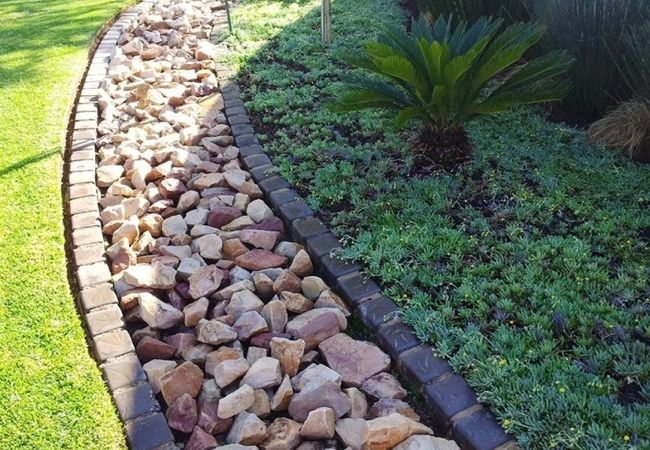 French Drains 101 Backyard Drainage Landscaping With Rocks Yard Drainage
