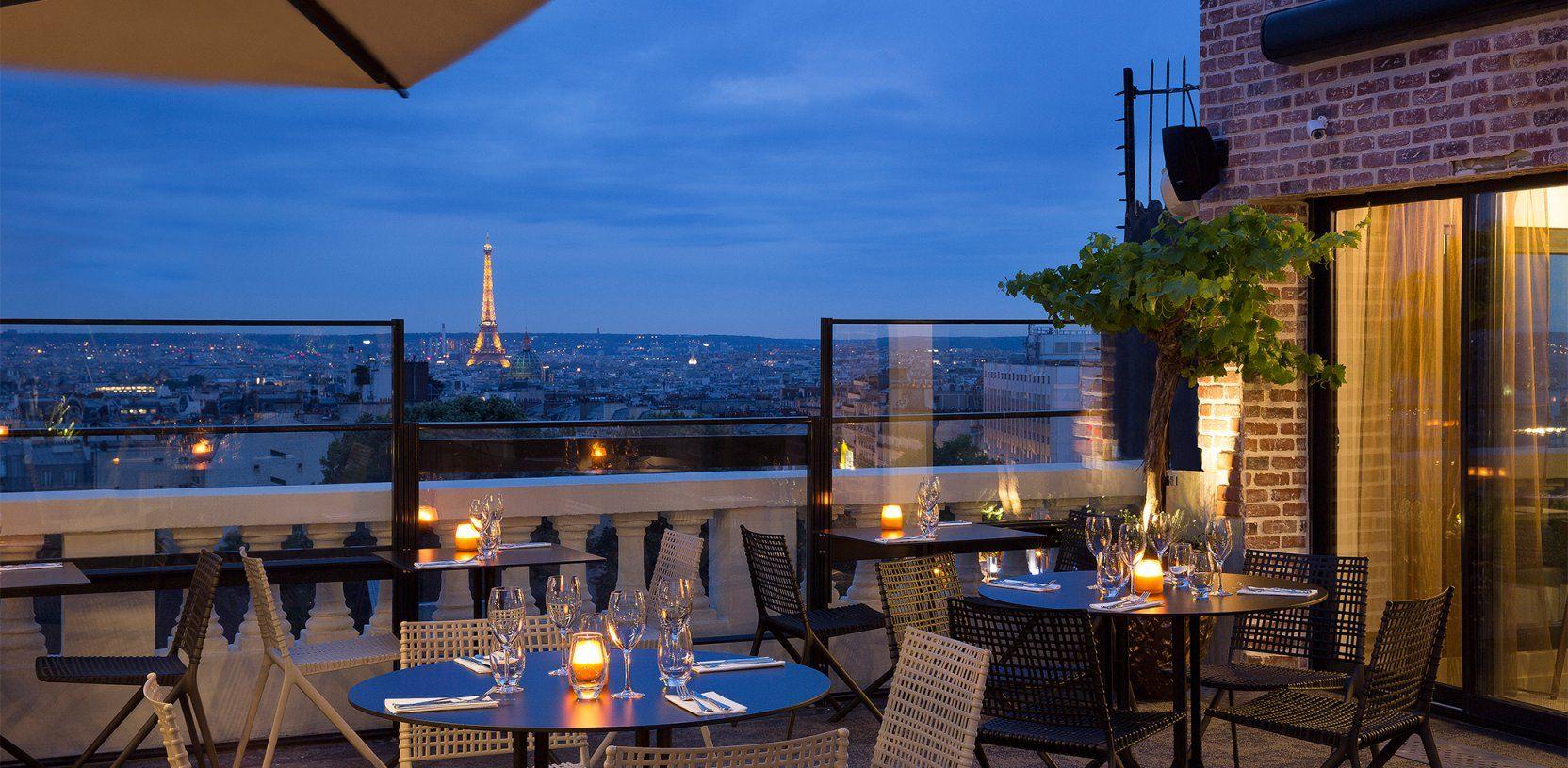 12-14 rue Joseph de Maistre 75018 Paris | resto Paris | Pinterest