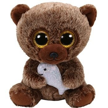 New Beanie Boo Bear I m so excited for this one because there hasn t been a  proper Bear since Honey 14651e37dc7