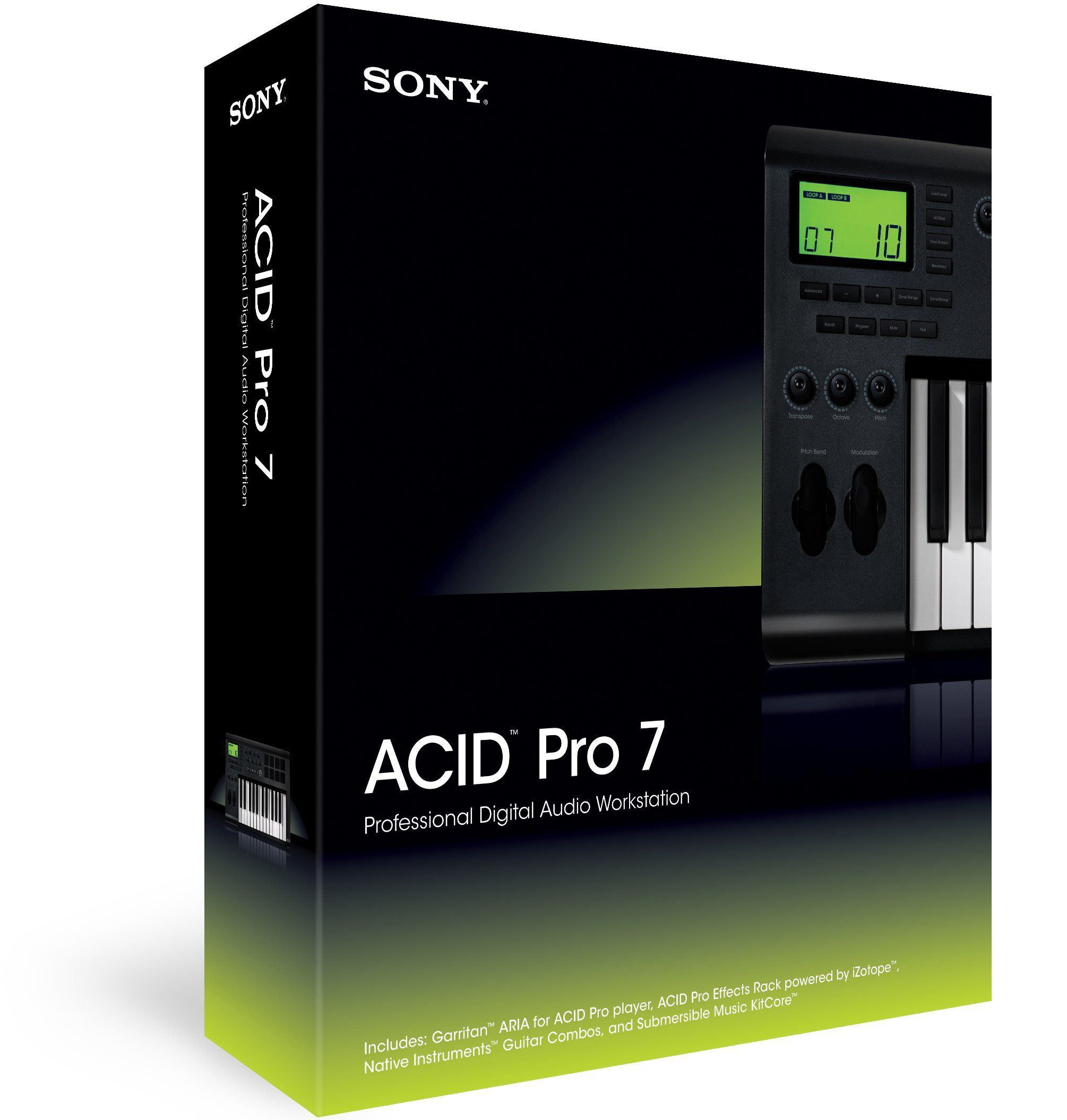 Sony ACID Pro 7 Crack with Serial Number Free Download | My