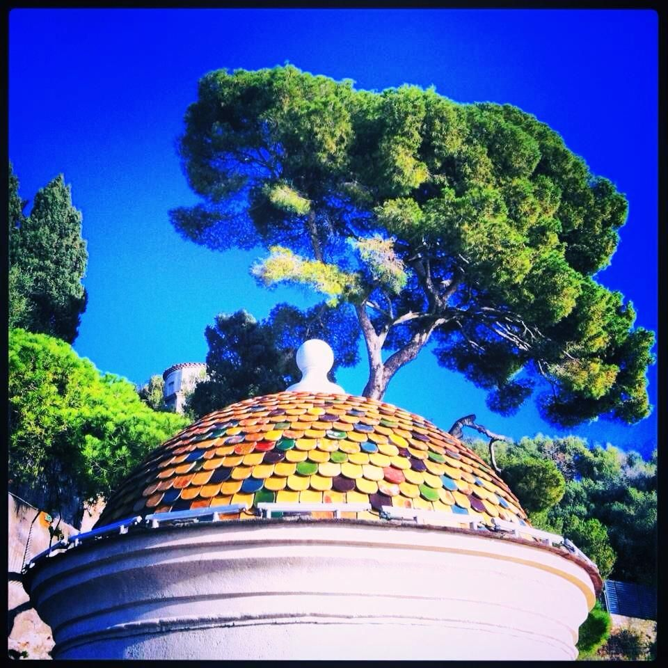 A stunning photo of the Château in Nice!!!  #Nice #France #FrenchRiviera