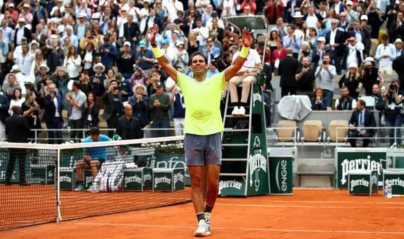 Rafael Nadal Wins Remarkable 12th French Open Title After Four Set Dominic Thiem Victory Rafael Nadal