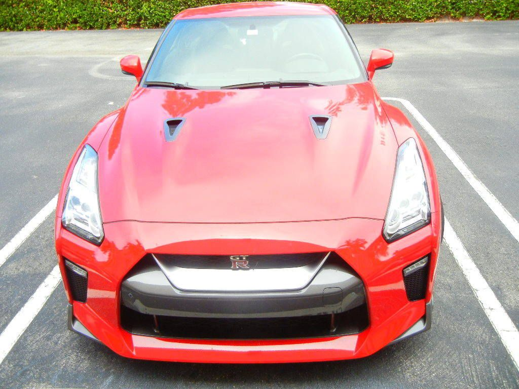 Awesome Nissan 2017 Gt R Premium Only Rare