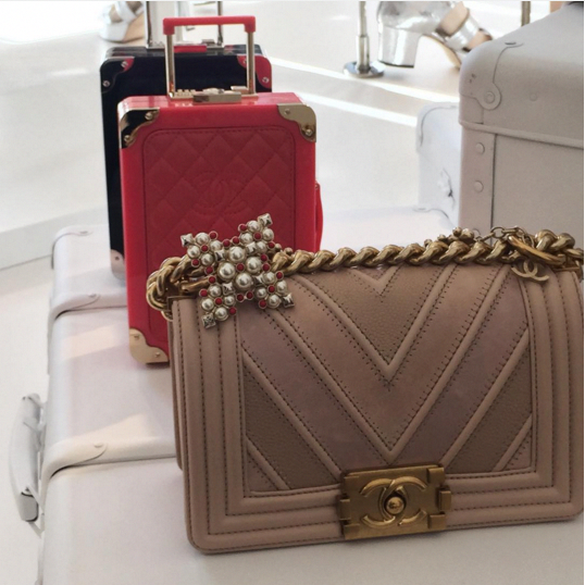 551df557603e Preview of the Chanel Spring/Summer 2016 Bags at the Press Day  #Chanelhandbags