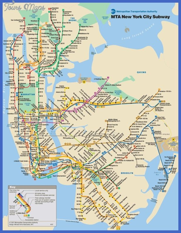Nyc Simple Subway Map.Awesome Tulsa Subway Map Tours Maps Nyc Subway Map Nyc Subway