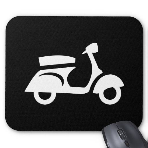 Pictogramme scooter