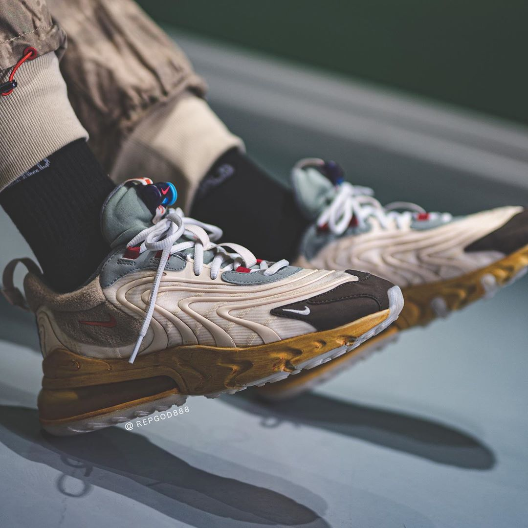 air max 270 react travis scott