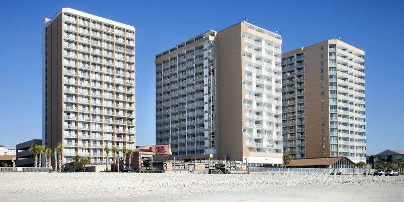 Sands Beach Club Hotel Reviews and Deals Myrtle Beach