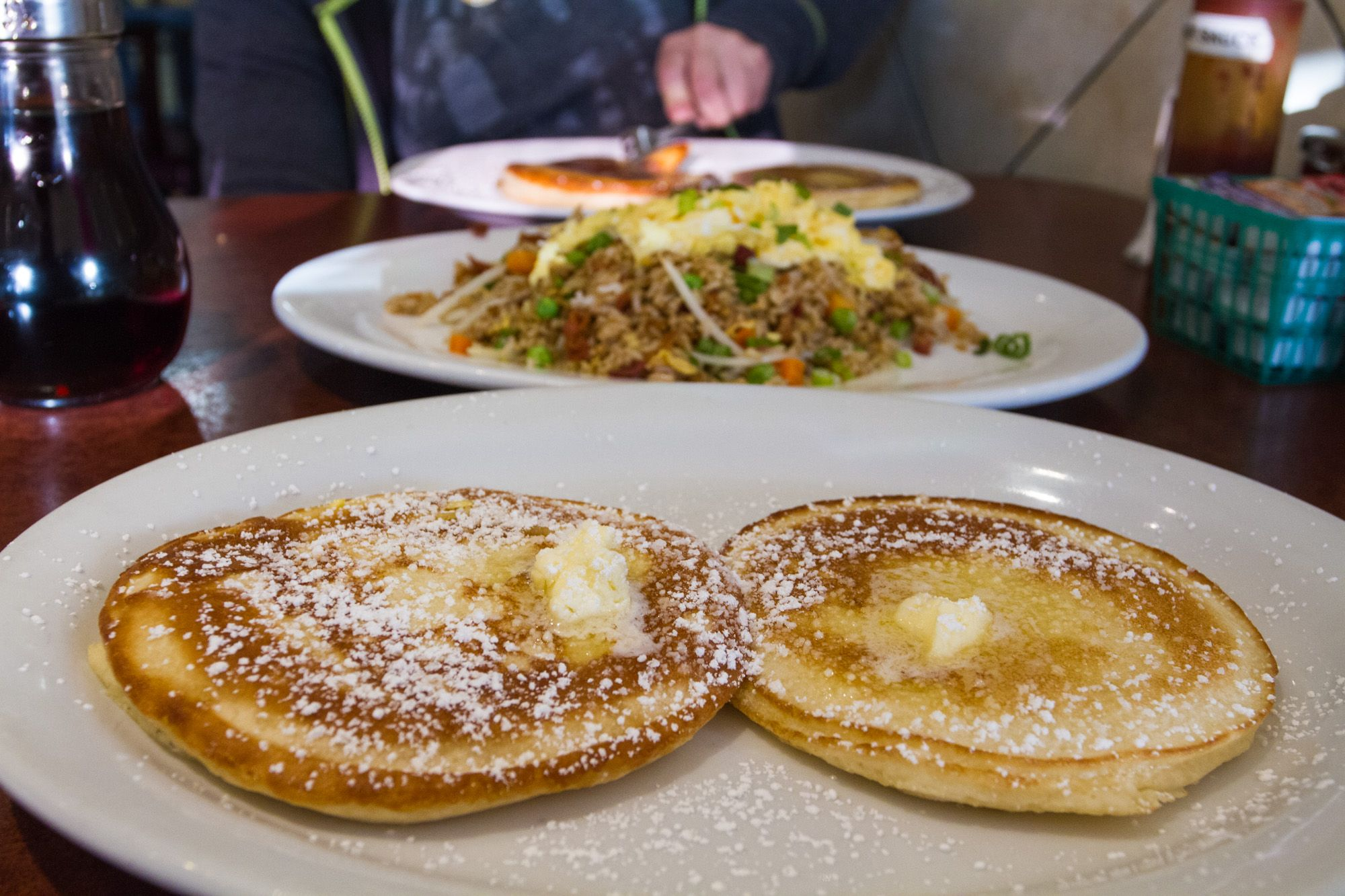 Are The Best Pancakes In Sacramento At A Chinese Restaurant