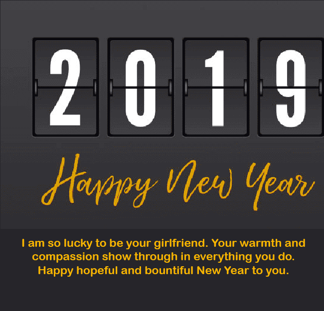 New Year Couple Quotes: Happy New Year 2019 Sweet Wishes And New Year Cute