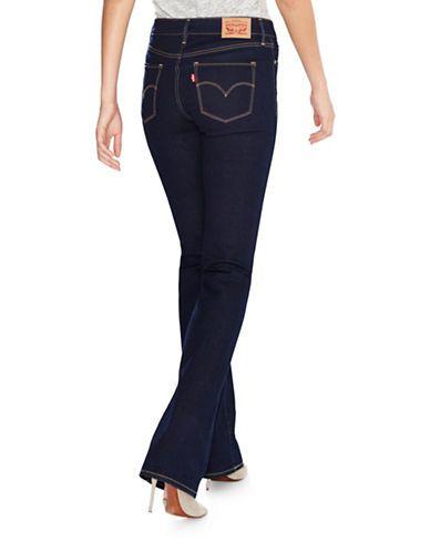 acaa54f492b LEVI S 315 Shaping Bootcut Jeans in Darkest Sky