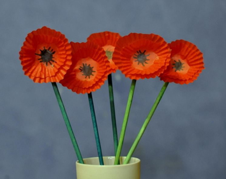 The most inspiring Remembrance Day poppy craft ideas for kids