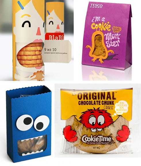 Consumer Packaging Consumes Cookies | BEACH | Ideation | Pinterest ...