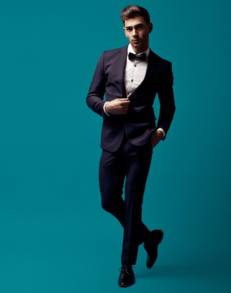Stephen Brenna Poses for Ronald Tan | Stylish men