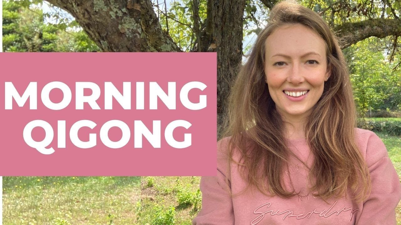 10 minute Morning Routine To Start Your Day – Beginner Qigong Routine