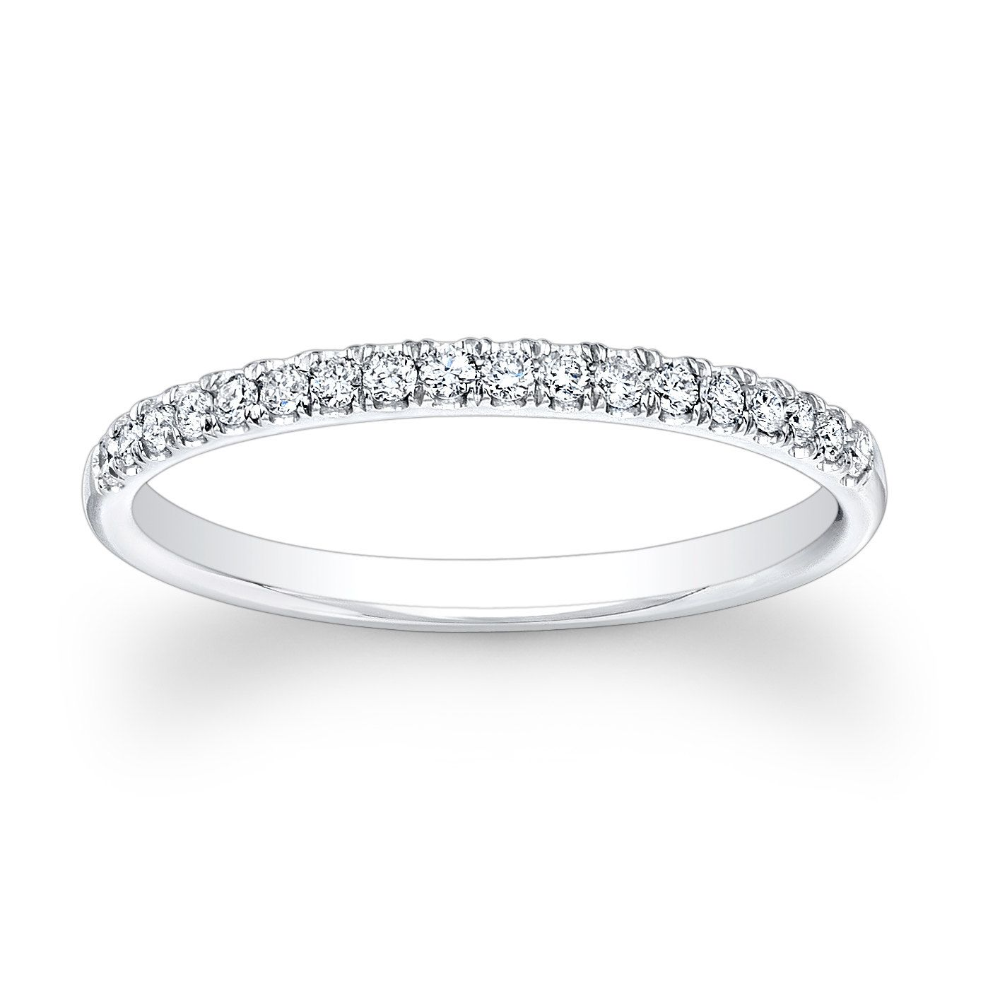 Thin More Delicate Band Whitney Tuna Diamond BandDiamond Wedding